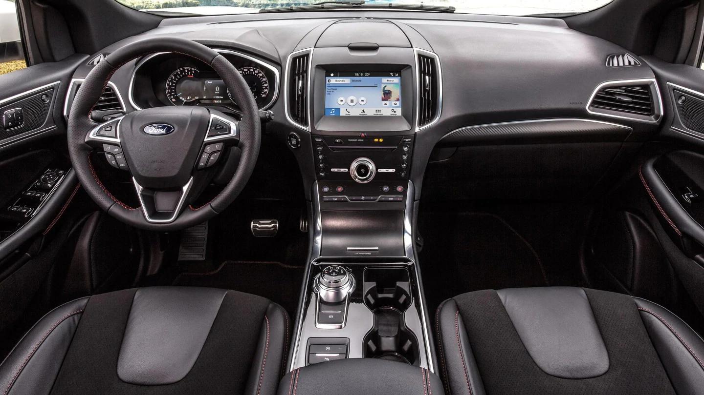 La Ford Edge tiene características interesantes, pero no logró asentarse en varios mercados