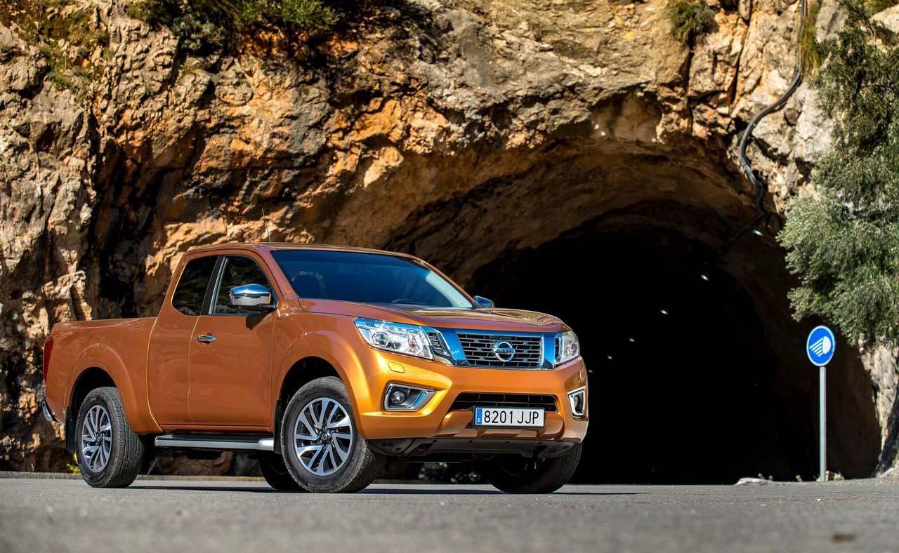 La Nissan NP300 Frontier tiene un buen nivel de ventas
