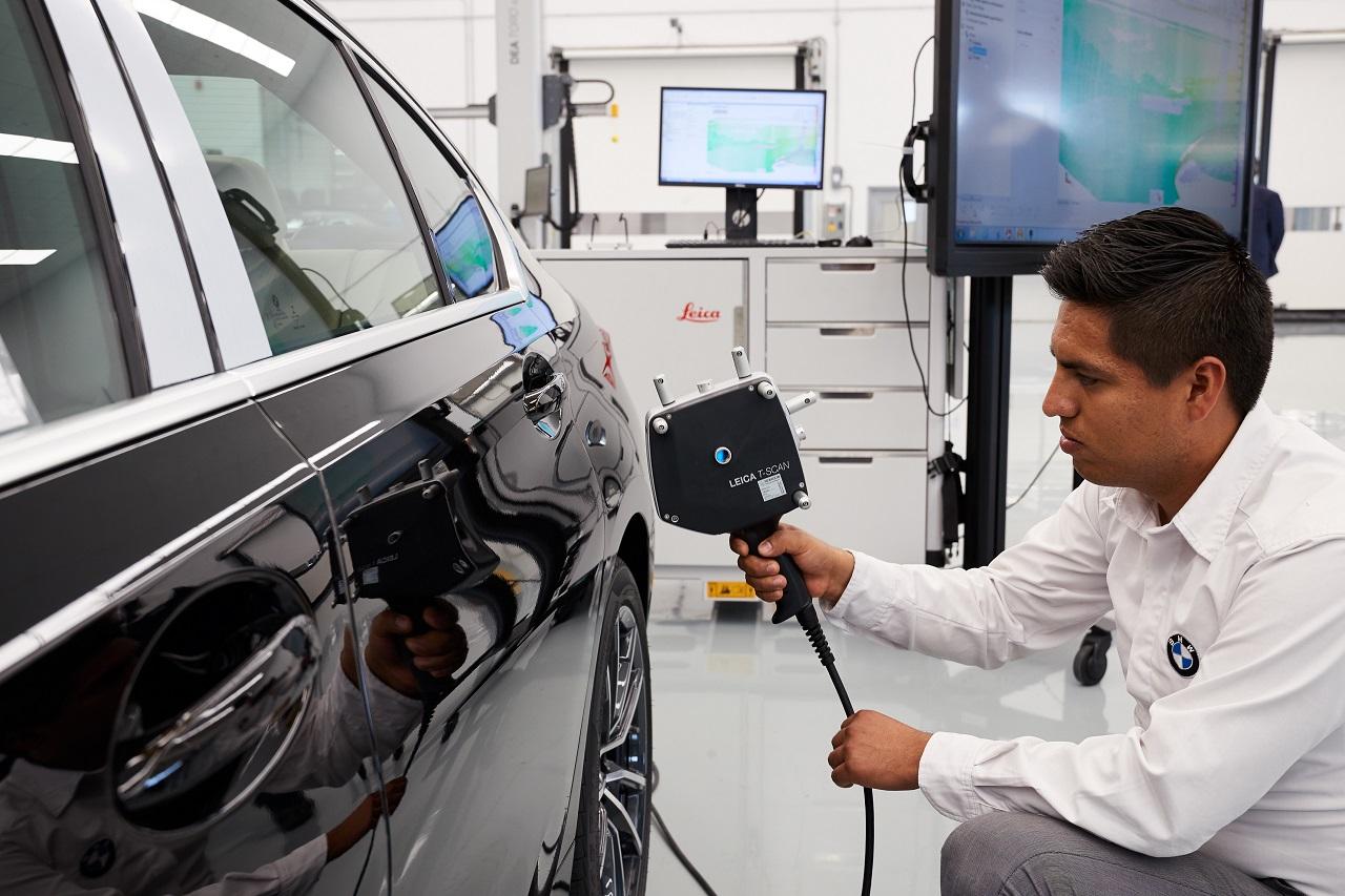 BMW inauguró una nueva planta en San Luis Potosí