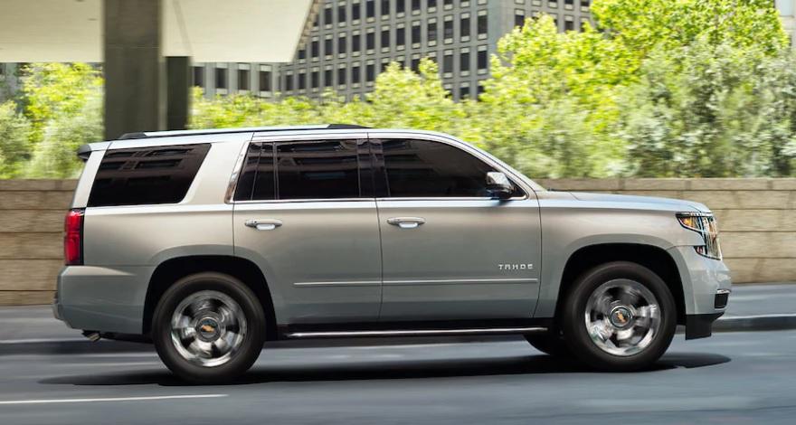 Chevrolet Tahoe 2019: Ventajas y desventajas