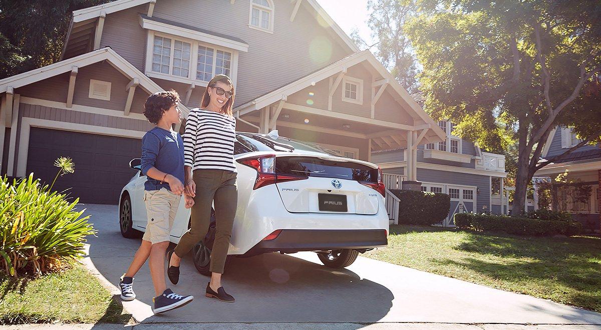 El ahorro de combustible es la principal fortaleza del Toyota Prius Premium 2019