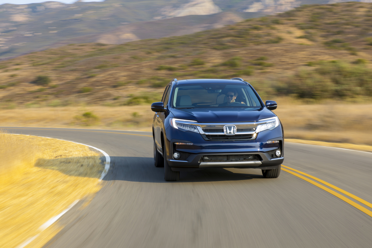 Honda Pilot Prime 2019 resena ventajas desventajas