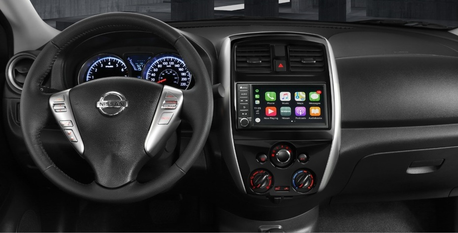 Nissan Versa 2019 precio en México