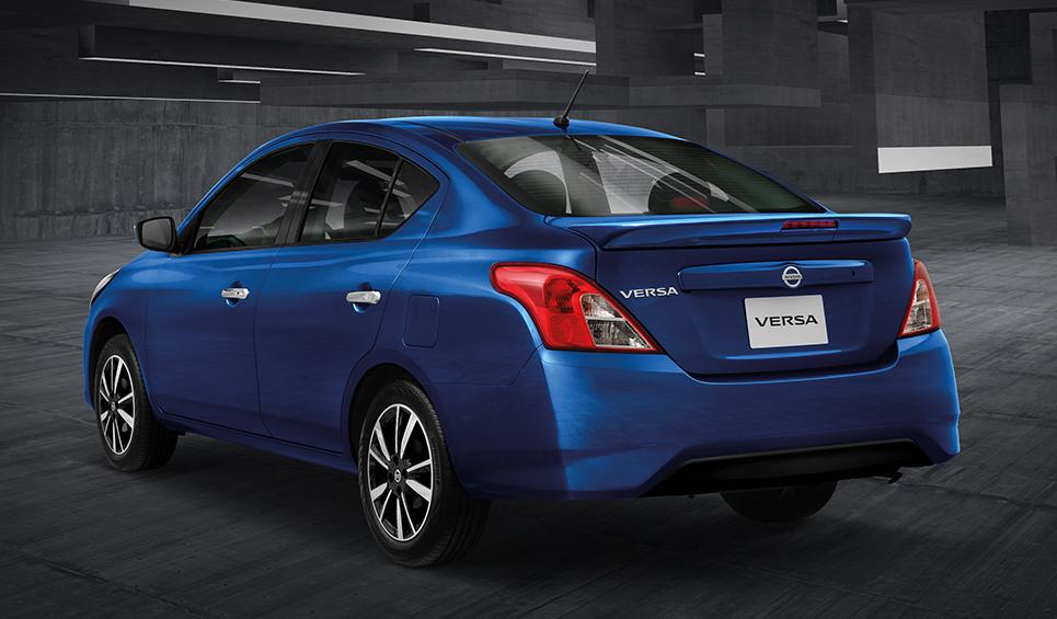 Nissan Versa 2019: Precios y versiones en México