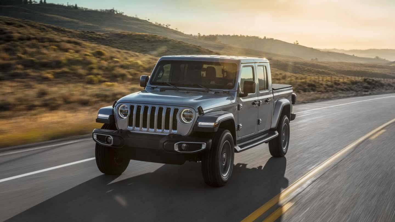 Jeep ya tiene casi todo en orden para comenzar a vender su Jeep Gladiator 2020