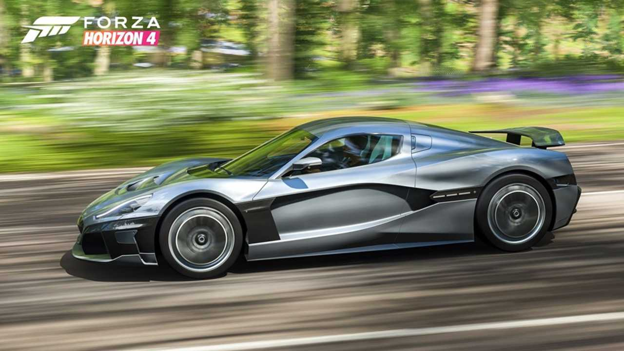 Rimac Concept Two Forza