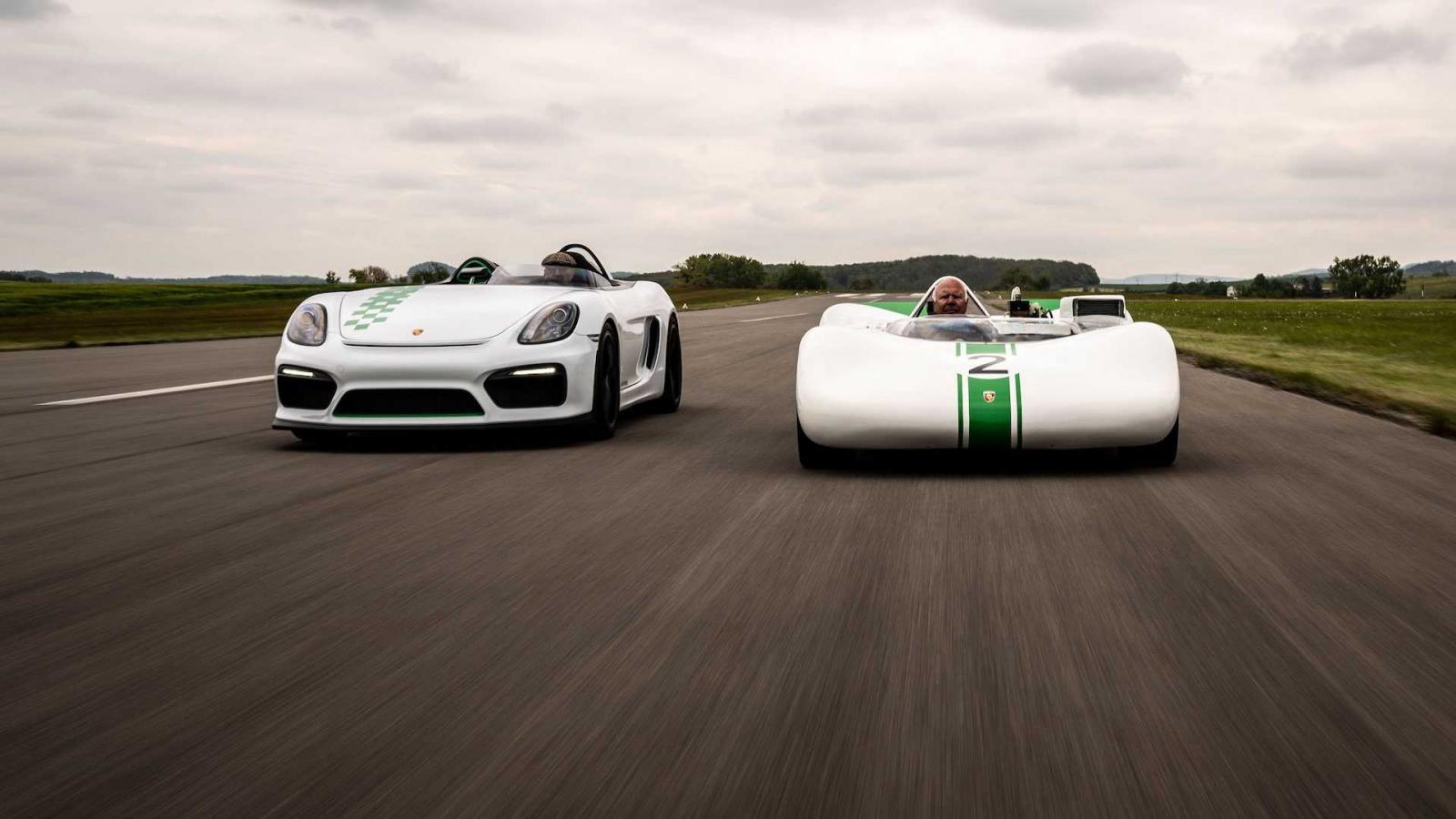 Porsche Bergspyder