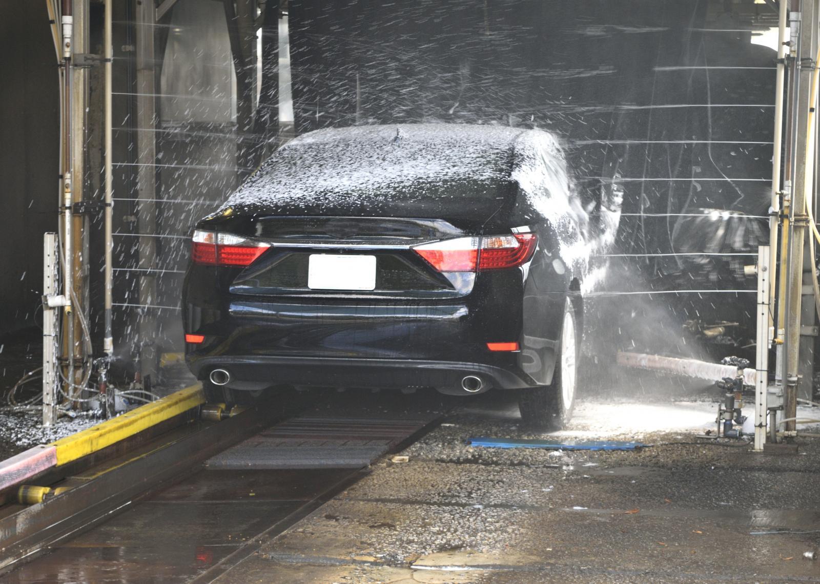 ¡Olvídate de lavar tu auto con la tecnología de BMW!