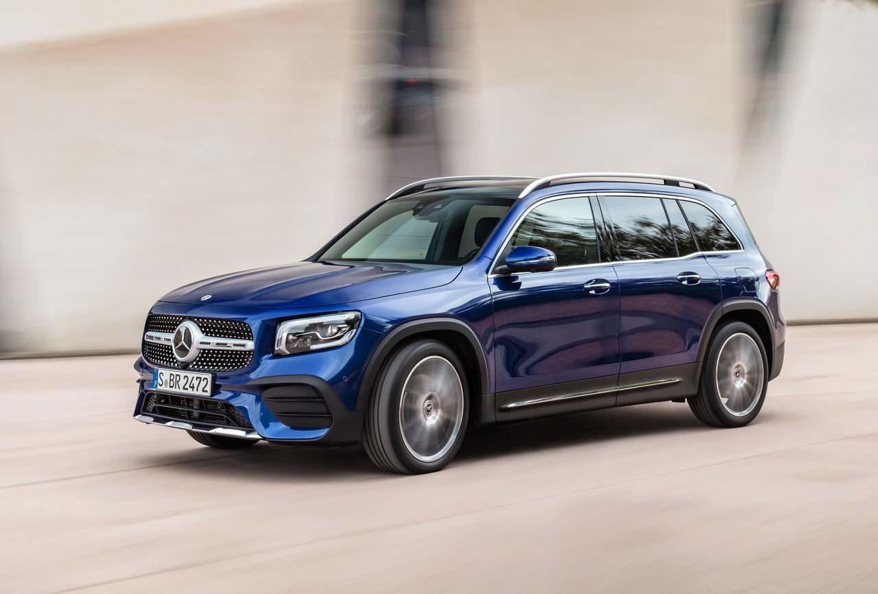 La Mercedes-Benz GLB se fabricará en México para el resto ...