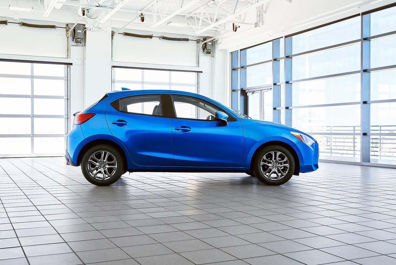 El Toyota Yaris es de los más populares de la marca
