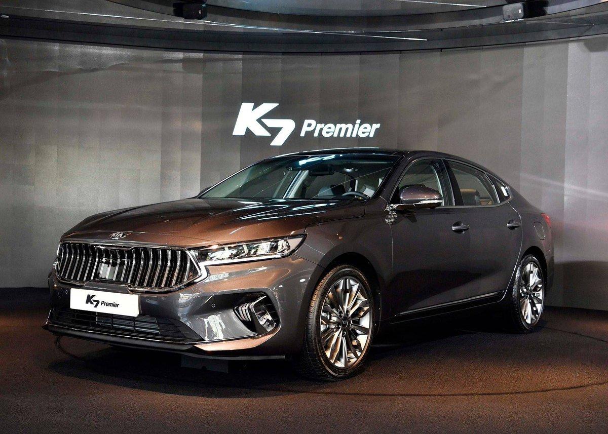El Kia K7 Premier 2020 llegará con una versión híbrida