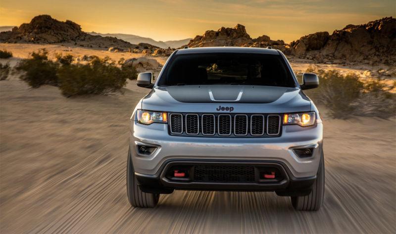 Jeep Grand Cherokee Trailhawk 2019 resena ventajas desventajas