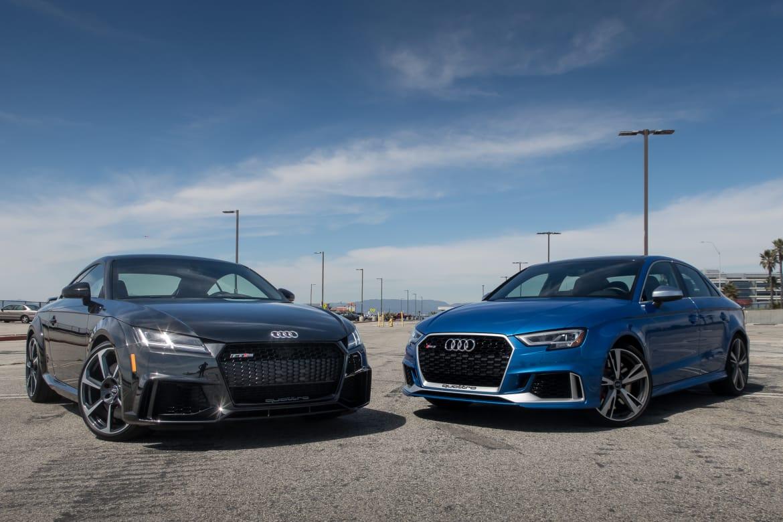 Audi RS3 2019 resena ventajas y desventajas