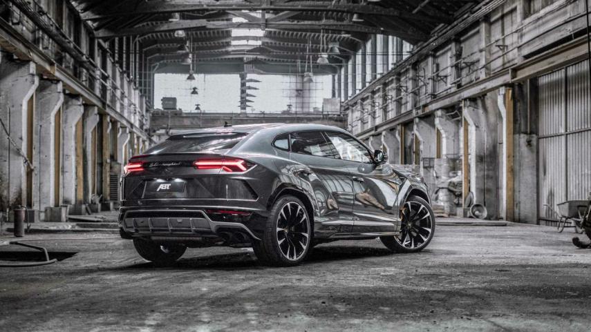 Lamborghini Urus by ABT, la SUV recibe una dosis extra de vitaminas