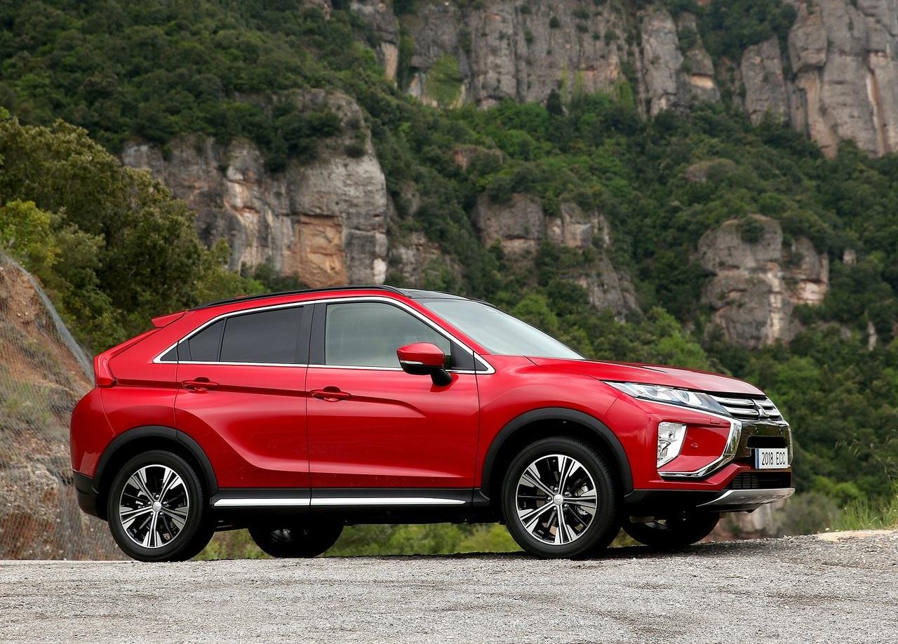 Mitsubishi Eclipse Cross Limited resena ventajas desventajas