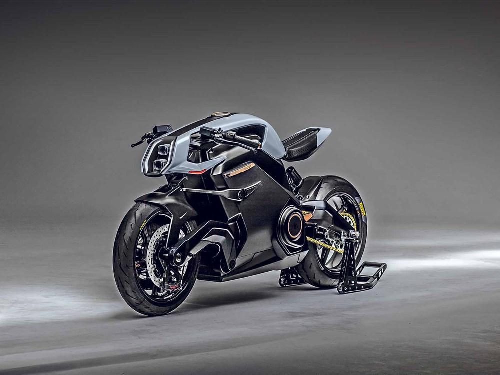 Arc Vector: La moto eléctrica sólo para los más exigentes