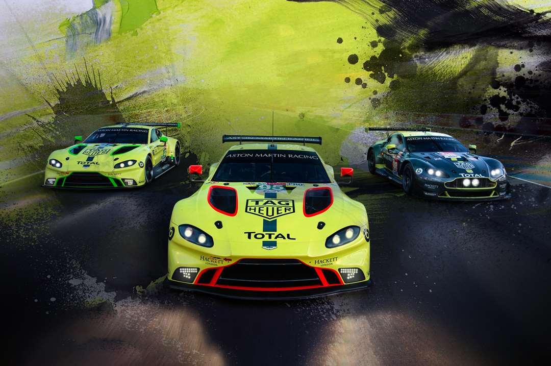 Aston Martin FIA WEC
