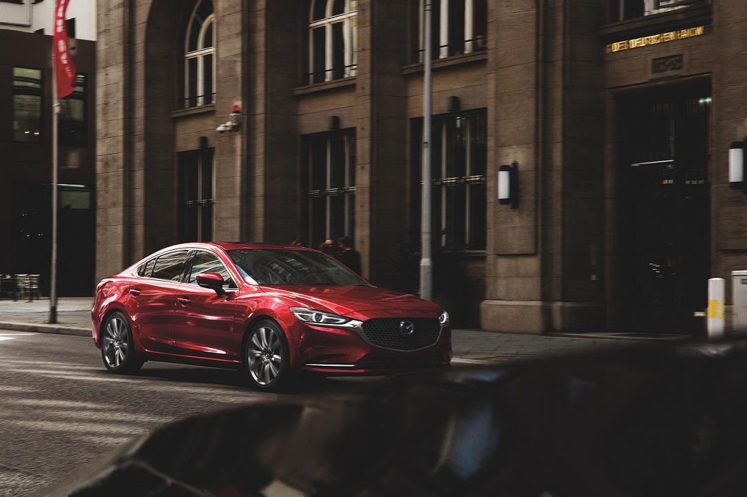 El Mazda 6 2019 fue reconocido como Top Safety Pick