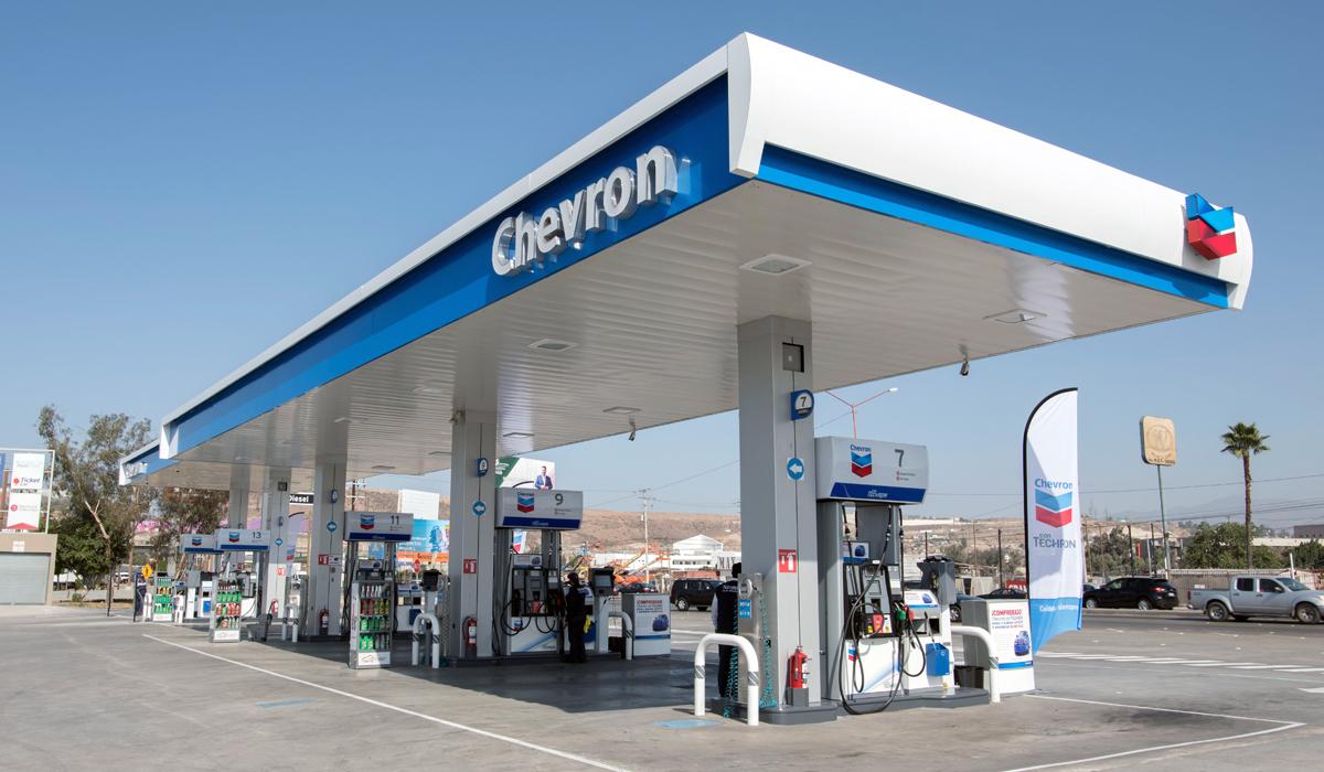 gasolinera Chevron
