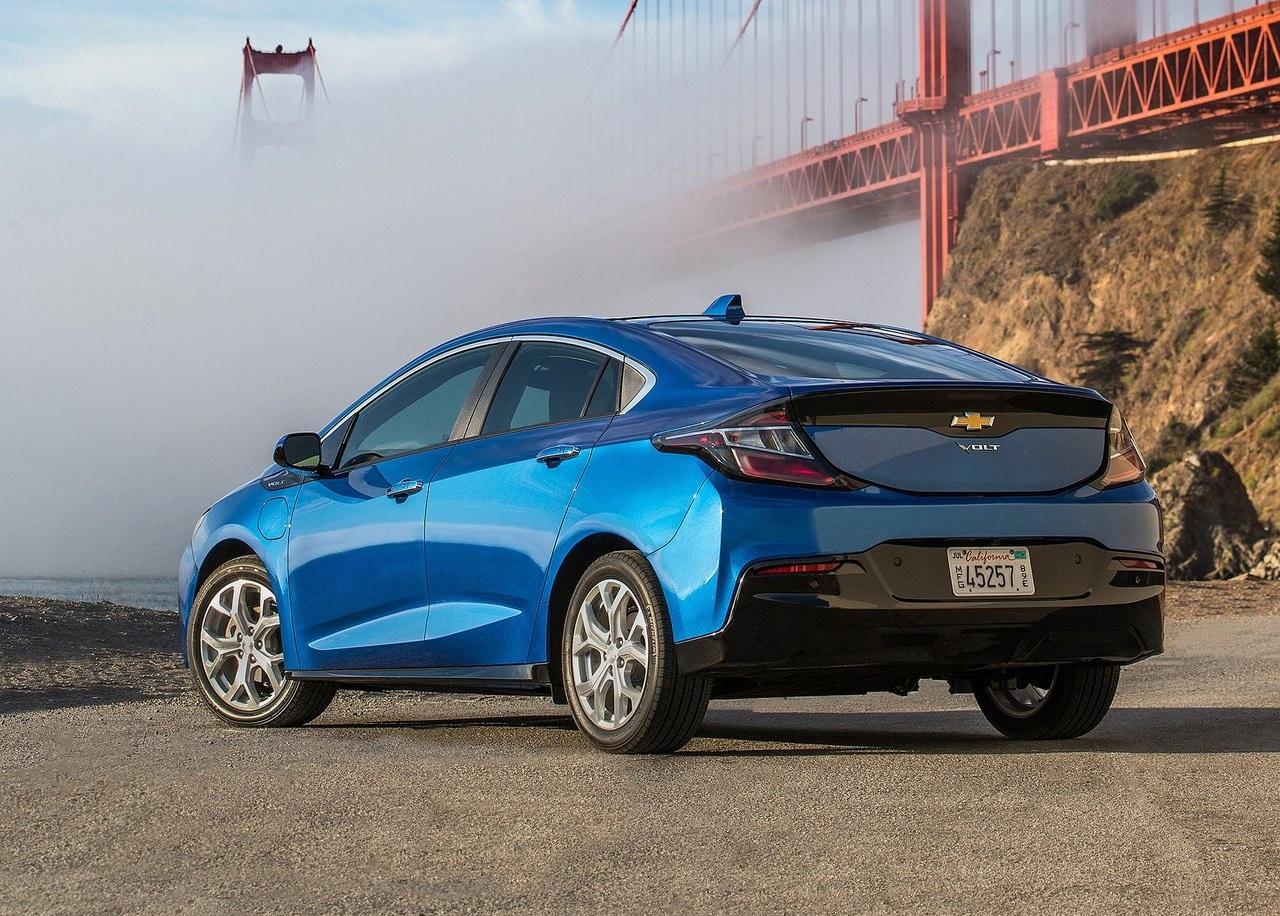 Chevrolet Volt 2019 precio en México