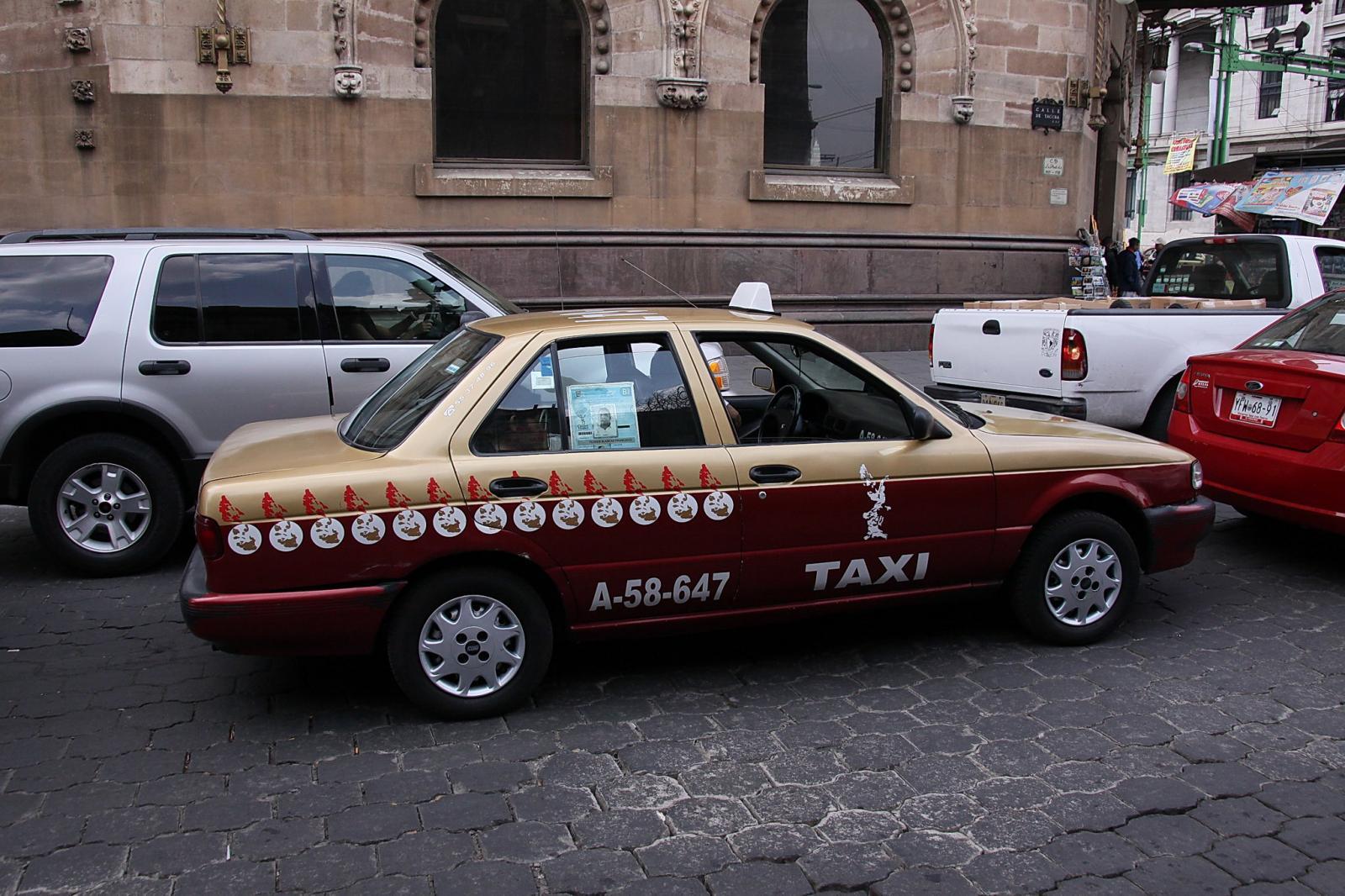 La CDMX quiere taxis 'verdes'