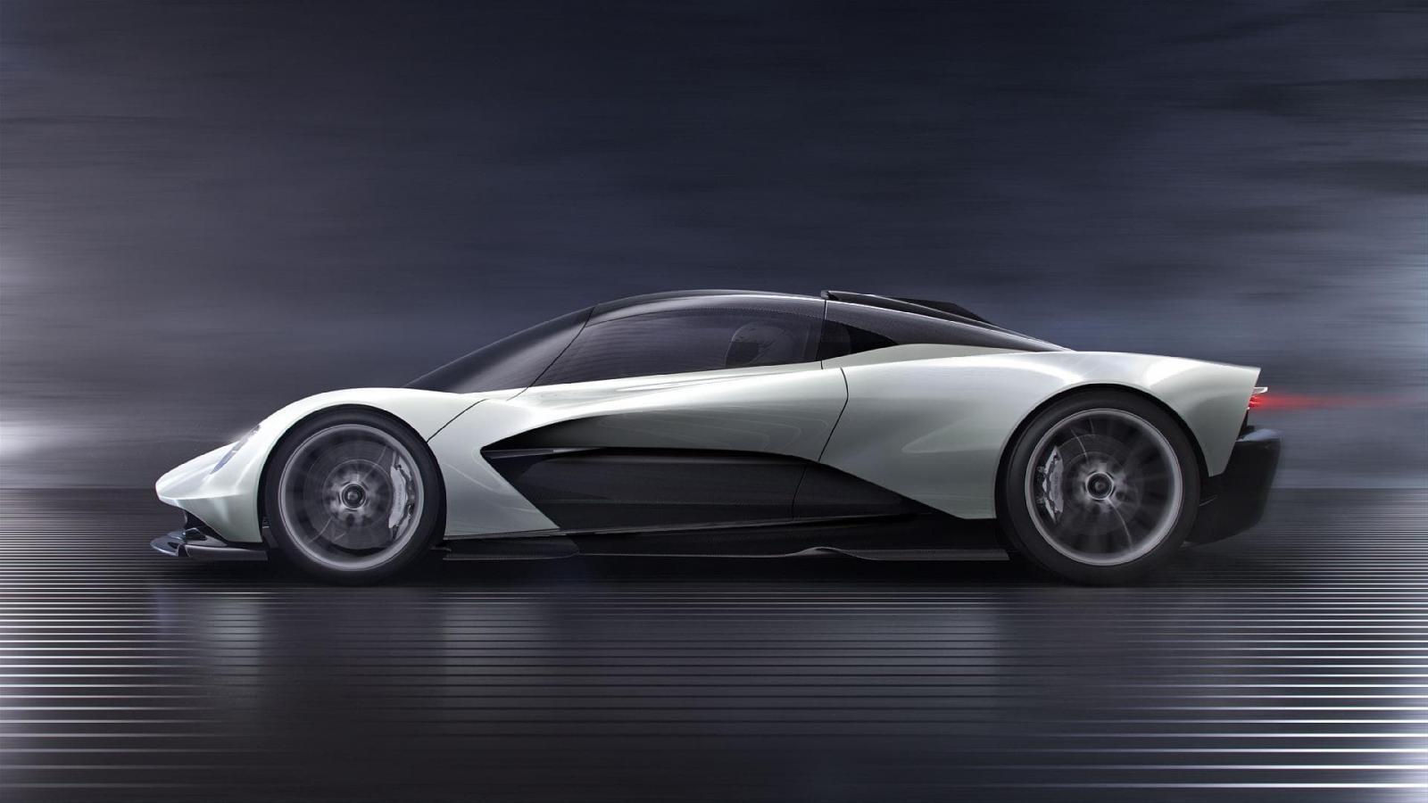 Confirmado, el hermano pequeño del Valkyrie se llamará Aston Martin Valhalla