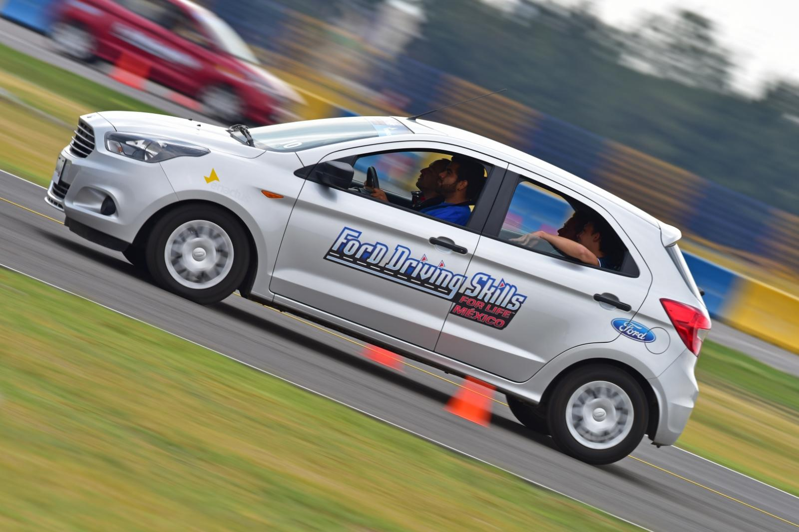 Ford Fiesta Driving Skills For Mexico