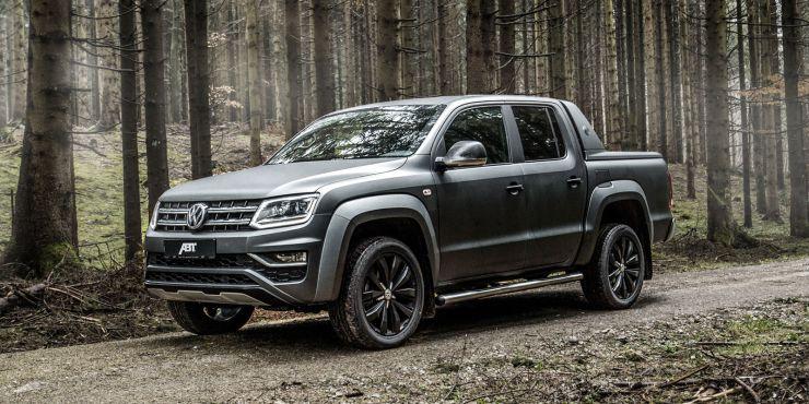 ABT lleva la Volkswagen Amarok a un nuevo nivel