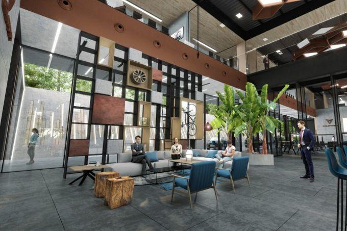Las instalaciones de Cupra tendrán un diseño muy vanguardista
