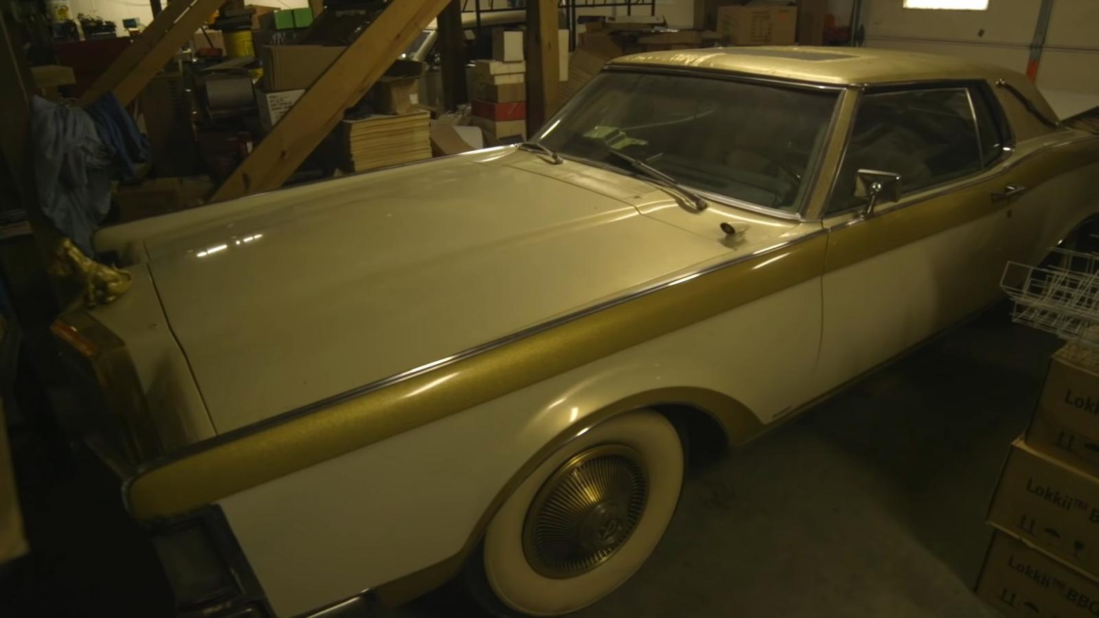 Lincoln MK III