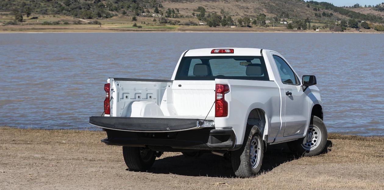 Chevrolet Silverado 2019 Cabina Regular resena ventajas desventajas