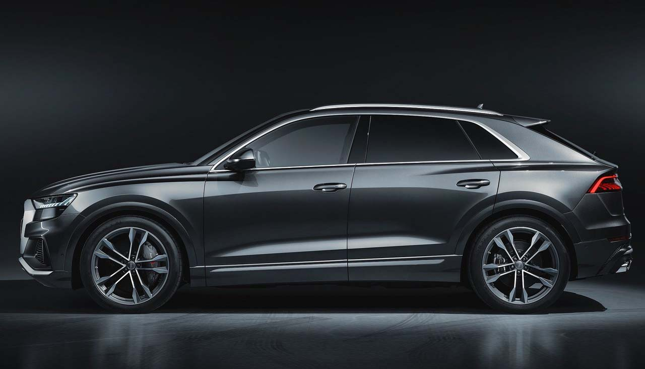 La Audi SQ8 también tiene el sistema Mild Hybrid