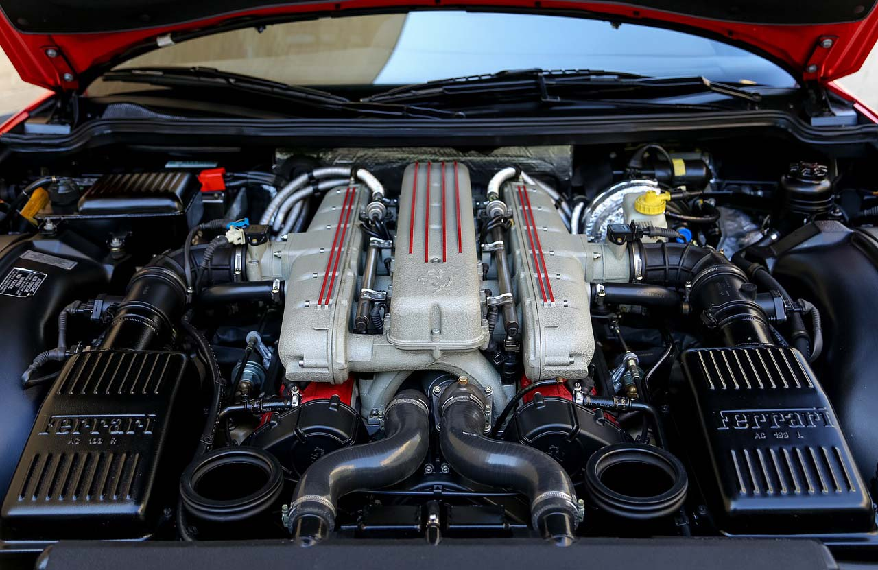 Las válvulas son importantes para el funcionamiento del motor