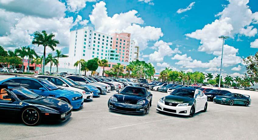 Los clubes de autos son un gran apoyo para las marcas