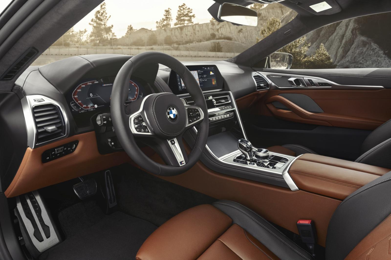 BMW Serie 8 M850iA xDrive 2019 resena ventajas desventajas