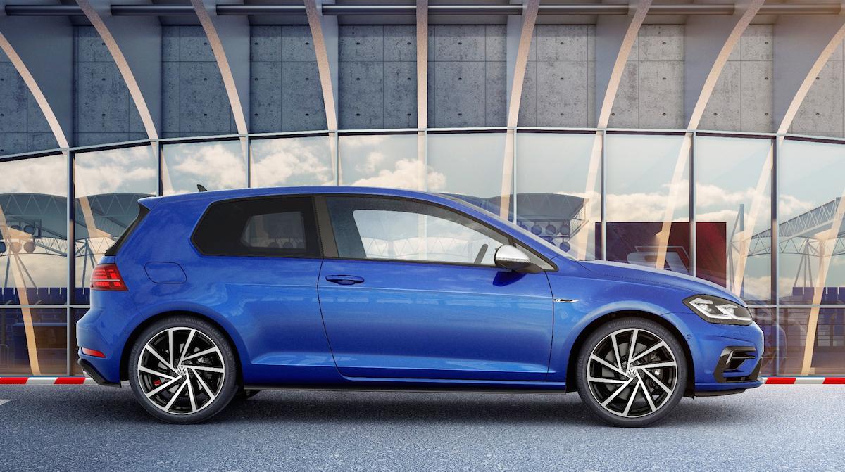 Volkswagen Golf R 2019 resena ventajs desventajas