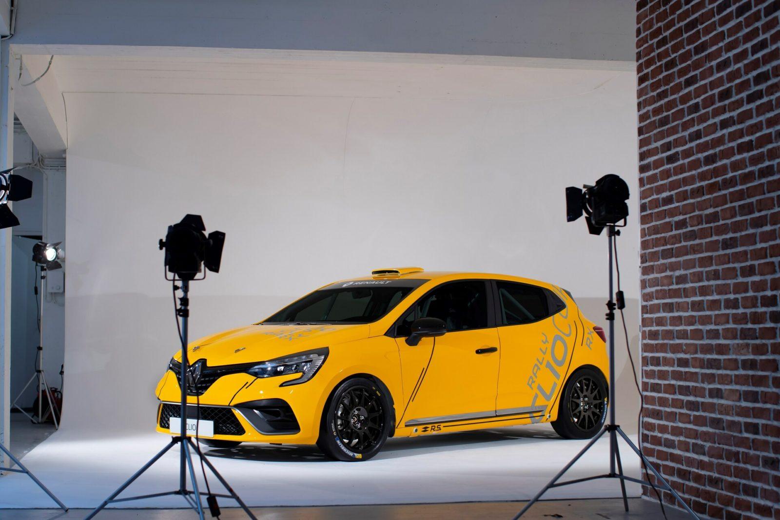 Los kits de conversión facilitan el cambio de configuración entre las 3 versiones del Renault Clio