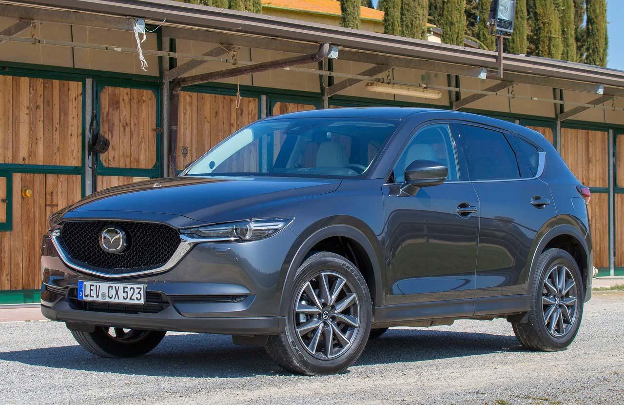 La Mazda CX-5 Signature 2019 es una de las jugadoras más valiosas del segmento de las SUV