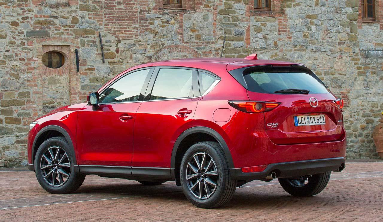 La Mazda CX-5 Signature 2019 cumple perfecto con las características de versatilidad y habitabilidad