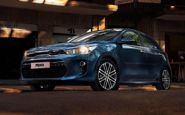Kia Rio Hatchback EX 2019 resena ventajas desventajas