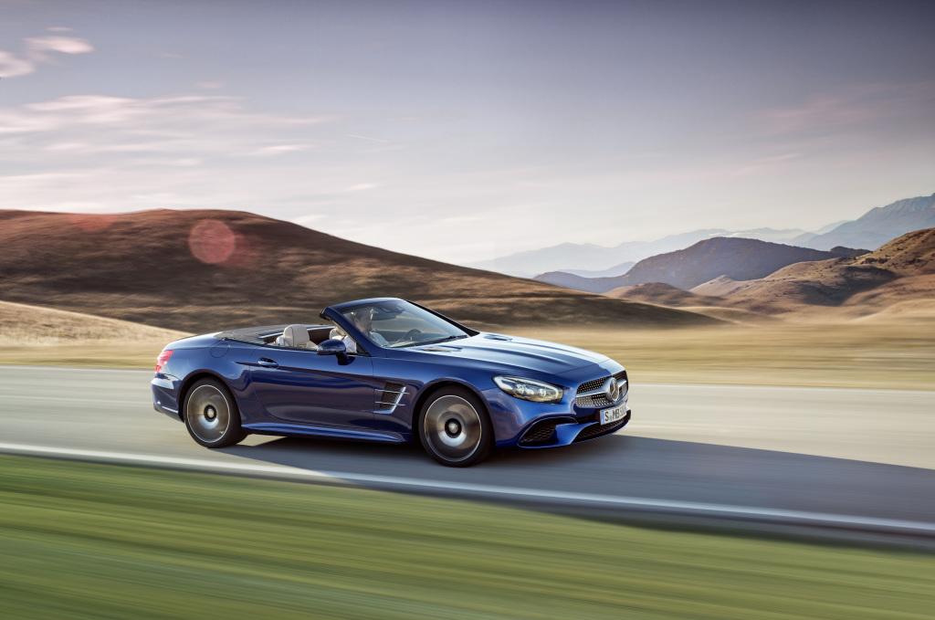 Mercedes-Benz SL Roadster 2019 precio en México