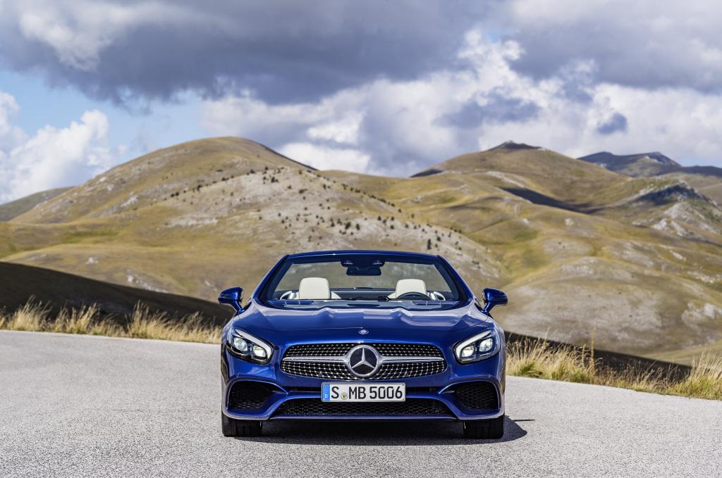 Mercedes-Benz SL Roadster 2019: Precios y versiones en México
