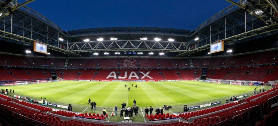El Johan Cruyff Arena ya funciona con un sistema de energía basado en las baterías eléctricas del Nissan Leaf