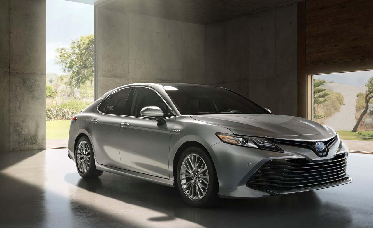 El Toyota Camry tuvo la virtud de desbancar al Ford Taurus como el auto más vendido