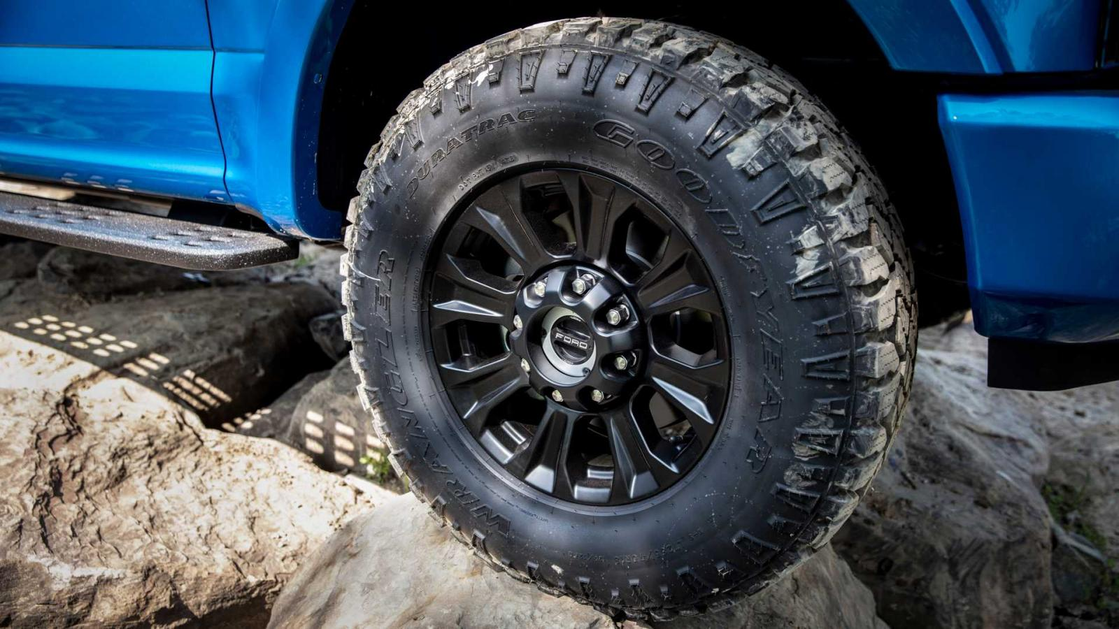 Ford Super Duty Tremor Package