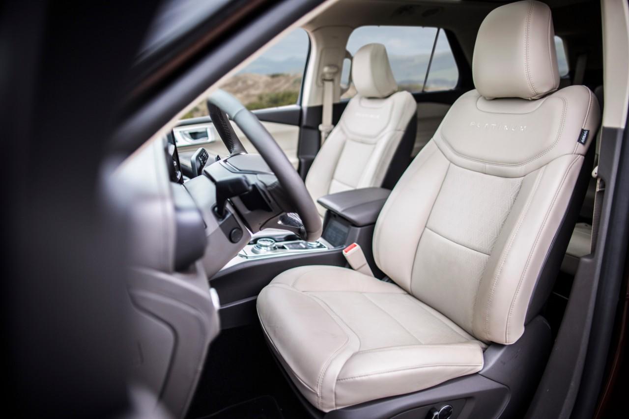 Ford evita que los viajes en auto sean un dolor en el trasero