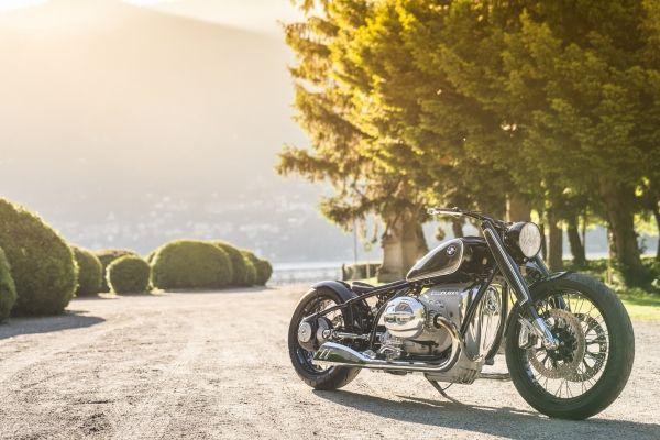 BMW Motorrad presenta la Concept R18
