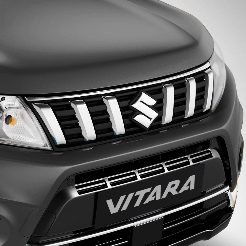 La Suzuki Vitara Boosterjet 2019 se presenta como una camioneta equilibrada