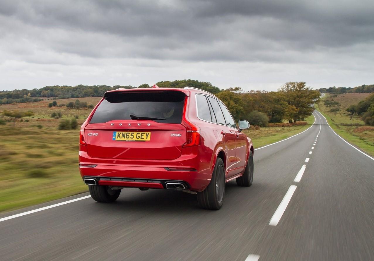 Volvo XC90 R-Design 2019 resena ventajas desventajas