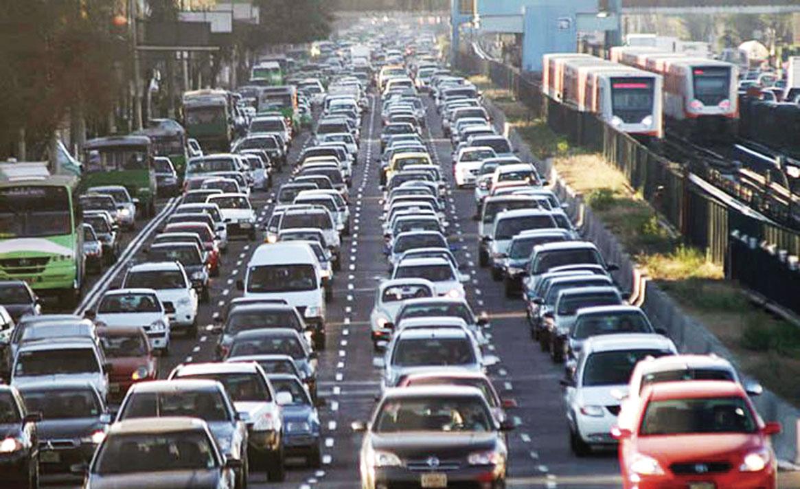 México tráfico